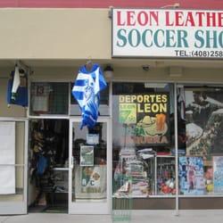 Leon Leather   Soccer Shop. 4 reviews f189e0177134f