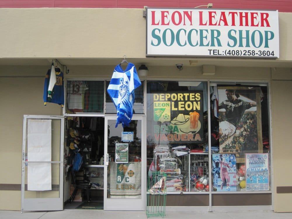 Leon Leather & Soccer Shop
