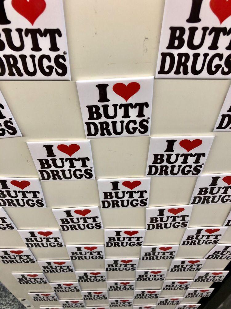 Butt Drugs: 115 E Chestnut St, Corydon, IN