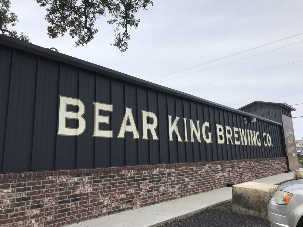 Bear King Brewing Co.: 207 Ave G, Marble Falls, TX
