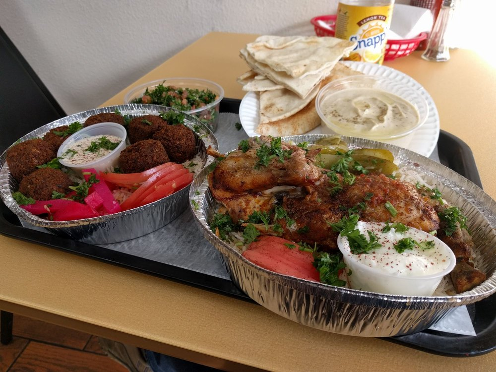 Taste of Lebanon: 553 Main St, West Springfield, MA