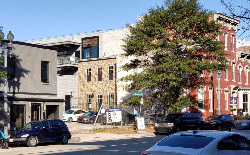 Photo of Blagden Alley: Washington, DC, DC