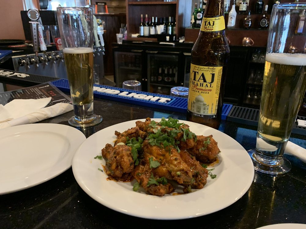 TEZ Indian  American Restaurant & Sports Bar: 13005 Worldgate Dr, Herndon, VA