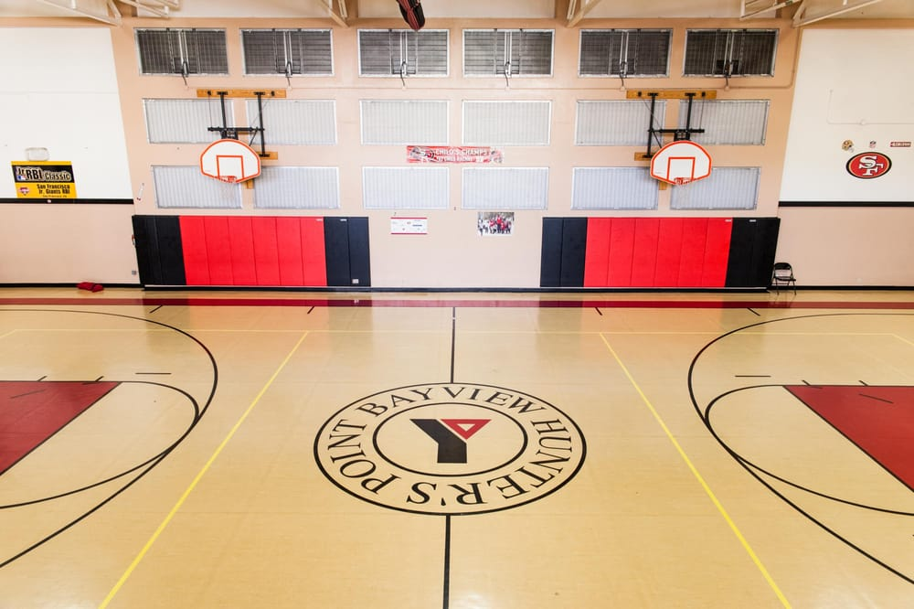 Photo Of Bayview Ymca San Francisco Ca United States Basketball