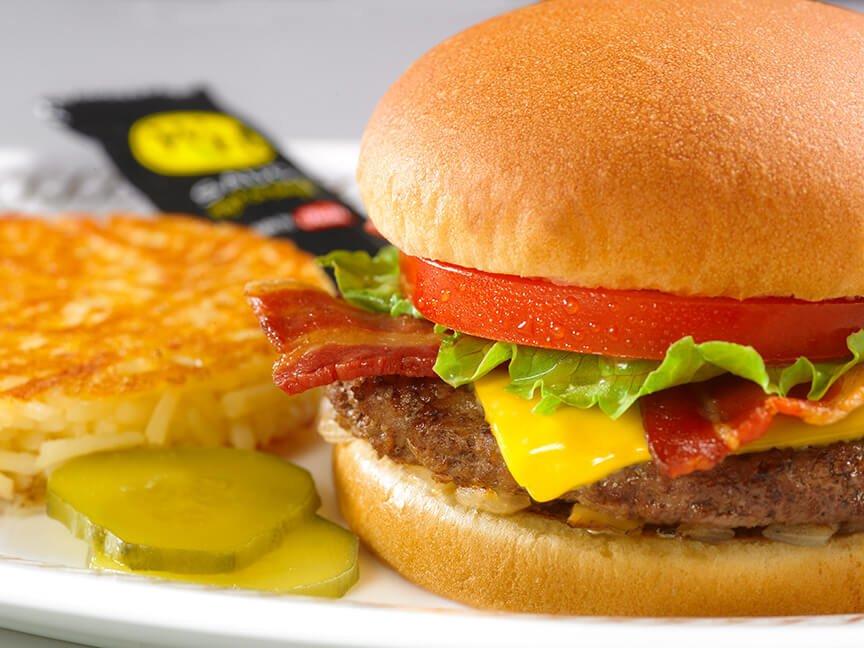 Waffle House: 13035 N Wintzell Ave, Bayou La Batre, AL