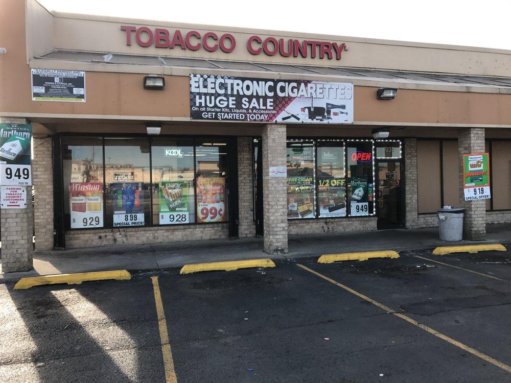 Tobacco Country: 7235 W 87th St, Bridgeview, IL