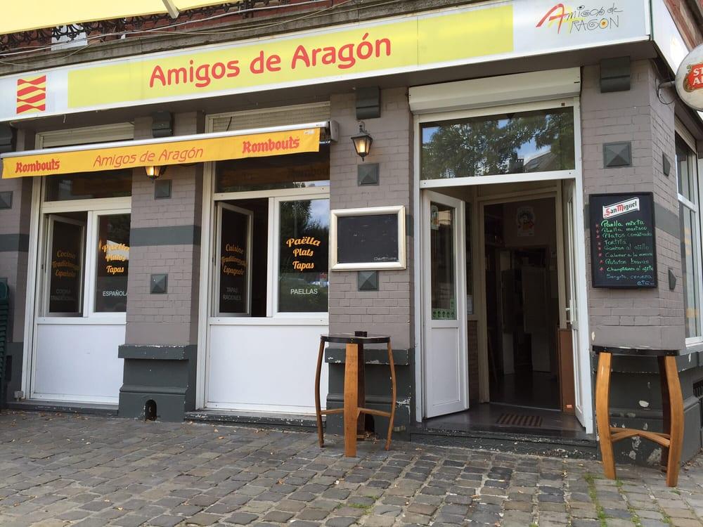 Amigos de aragon espagnol place du gueux 1 quartier - Office du tourisme espagnol bruxelles ...