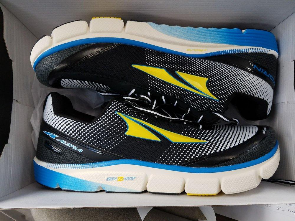Milestone Running Shoe Store