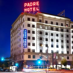 Photo Of Padre Hotel Bakersfield Ca United States Historic In