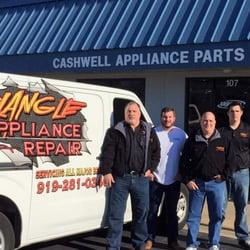 Triangle Appliance Repair 22 Reviews Appliances