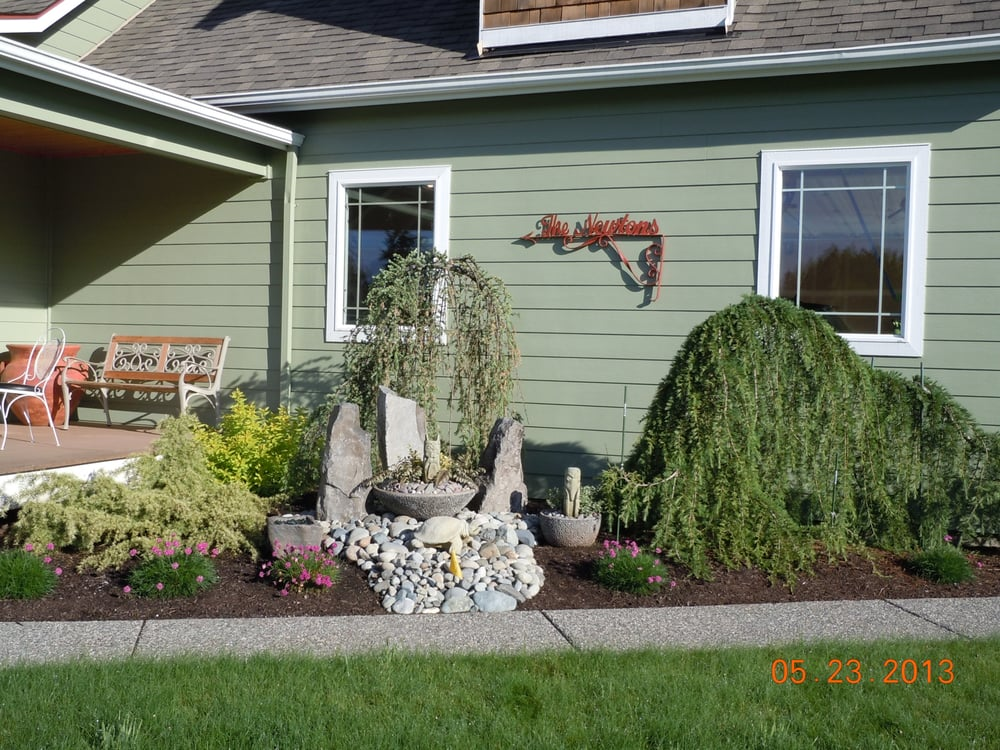 Newton Landscaping: 22909 Arlington Heights Rd, Arlington, WA