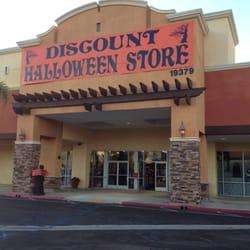 The Halloween Shop - CLOSED - Discount Store - 19379 Soledad Cyn ...