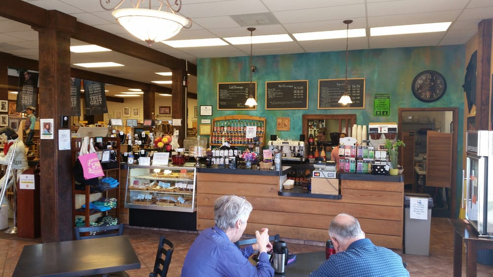 Biscuit Coffeehouse & Art Gallery: 29707 Ellensburg Ave, Gold Beach, OR
