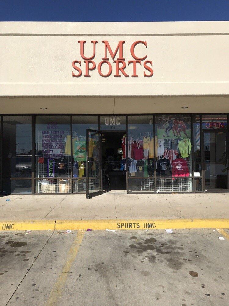 Sports UMC: 413 E Camp Wisdom Rd, Duncanville, TX