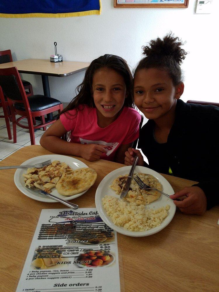 El Salvador Cafe: 15680 Village Dr, Victorville, CA