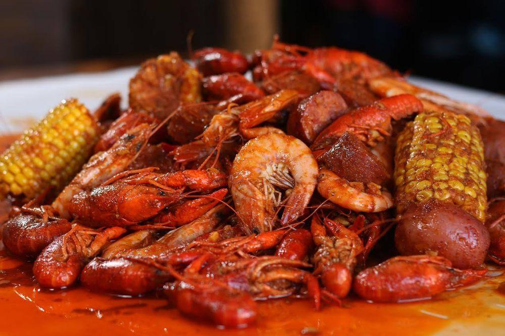 Ocean Crab: 3213 Main St, Bryant, AR