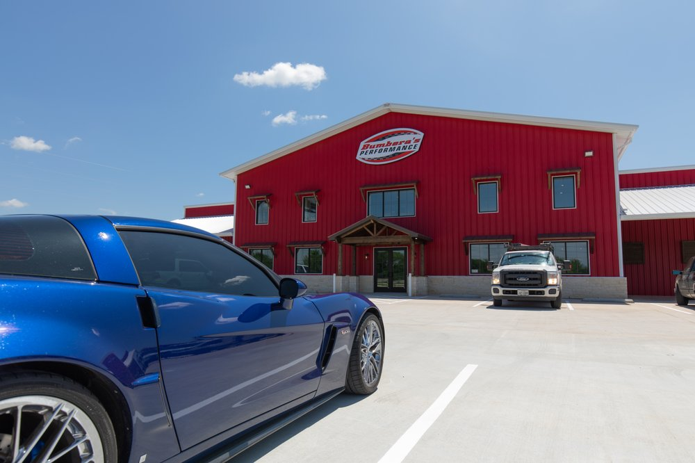 Bumbera's Performance Associates: 6513 SE I-10 Frontage Rd, Sealy, TX
