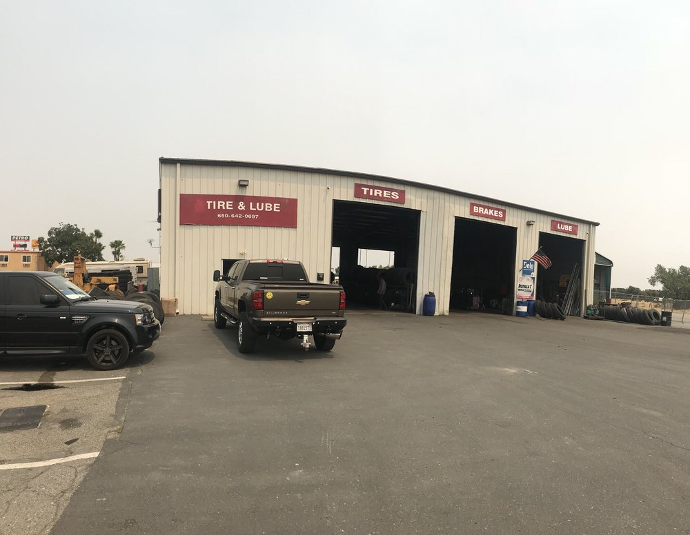 AAA Truck Wash Tire Shop & Lube: 3525 Hwy 99 W, Corning, CA