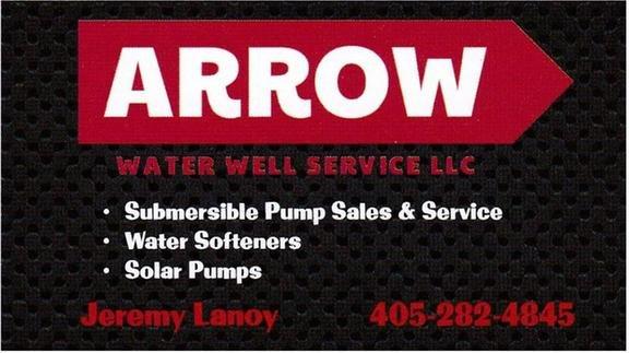 Arrow Water Well Service: Piedmont, OK