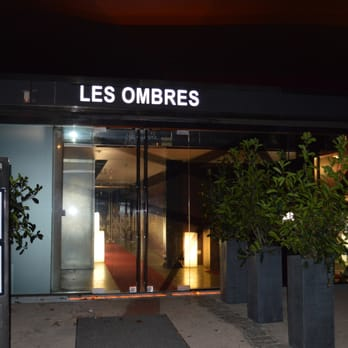 les ombres 178 photos 173 reviews french 27 quai. Black Bedroom Furniture Sets. Home Design Ideas
