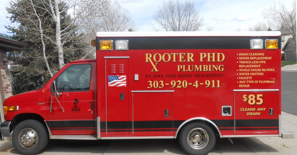 Rooter Phd Plumbing Plumbing Southwest Denver Co
