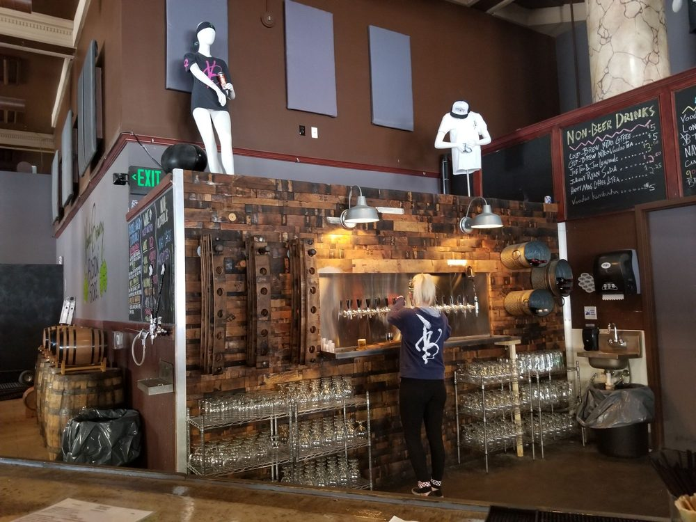 Social Spots from Voodoo Brewery Erie