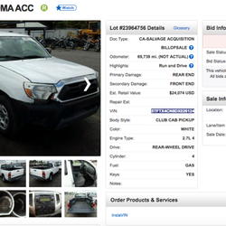 Copart Customer Service Number >> Copart Van Nuys 11 Photos 48 Reviews Car Auctions 7519