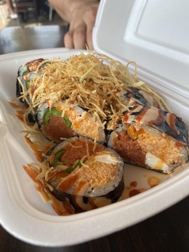 Oh Sushi: 268 CA-65, Lindsay, CA