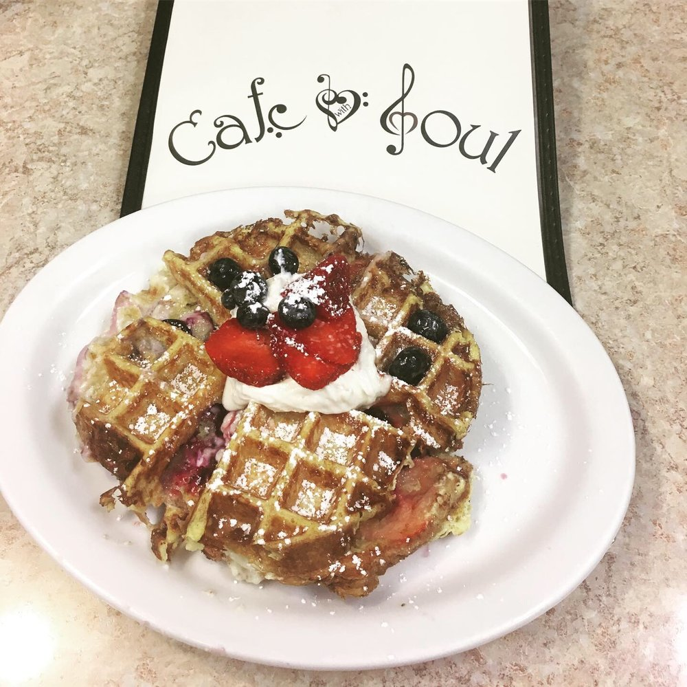 Cafe with Soul: 800 N Easton Rd, Doylestown, PA