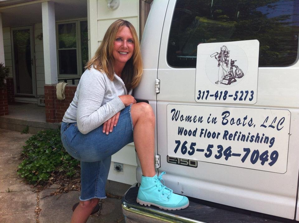 Women In Boots: Anderson, IN