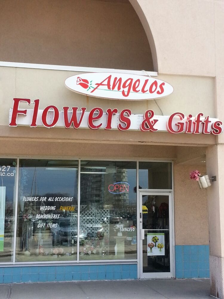 Angelos Flowers & Gifts