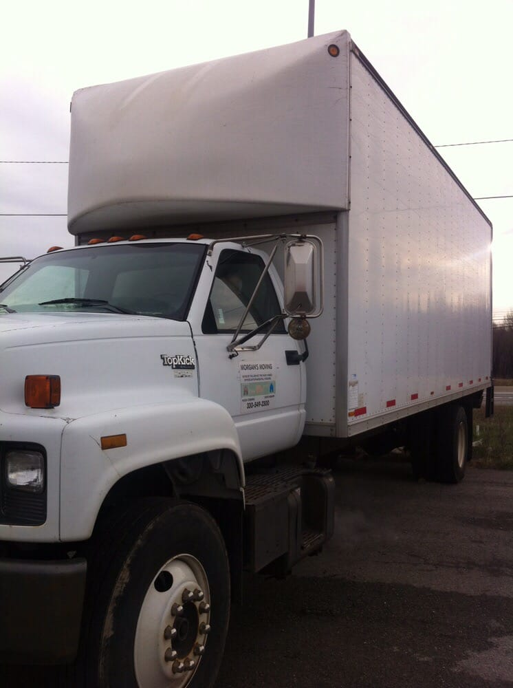 Morgan's Moving: 190 Roche Way, Youngstown, OH