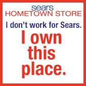 Sears Hometown Store: 4600 W Kellogg Dr, Wichita, KS