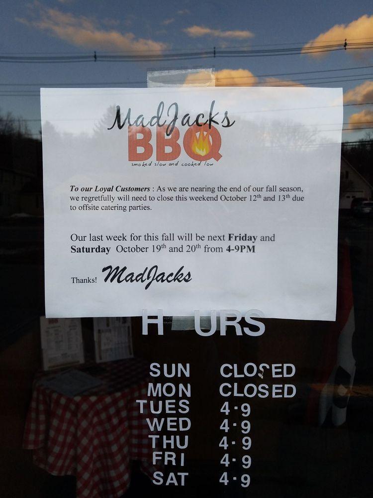 Mad Jack's: 126 S Main St, Lanesborough, MA