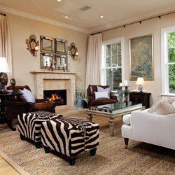 Photo Of Ferrufino Interiors   Culver City, CA, United States. Crisp Living  Room