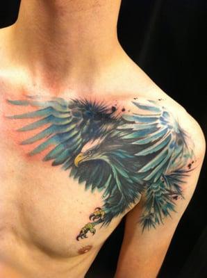 Paris Tattoos 1820 South Blvd Charlotte, NC Tattoos & Piercing ...