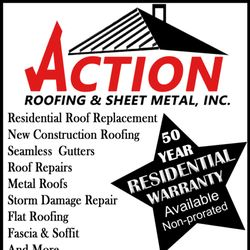 Photo Of Action Roofing U0026 Sheet Metal   Grand Haven, MI, United States