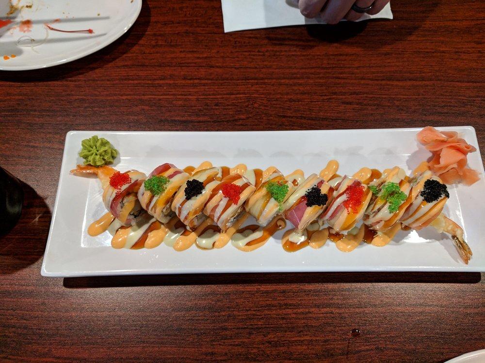 UMI Sushi: 698 Ocean Shores Blvd NW, Ocean Shores, WA