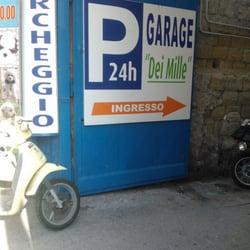 Garage dei mille parcheggio corso giuseppe garibaldi for Entrata del mudroom dal garage