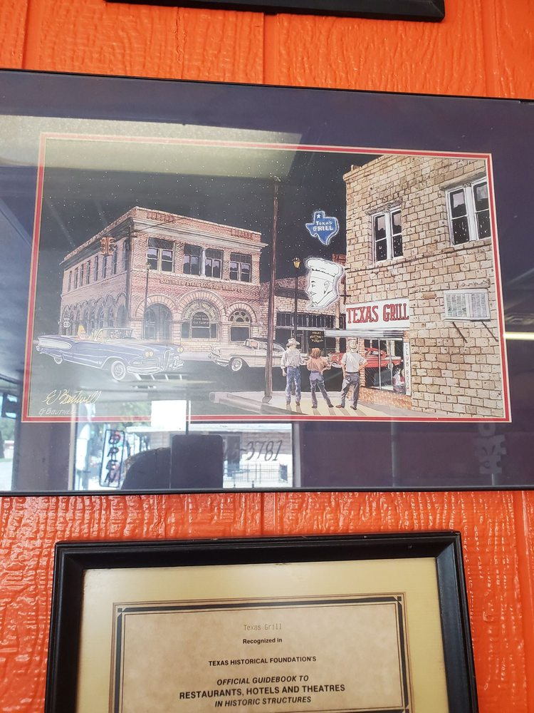 Gonzalez Restaurant: 700 Hutchins Ave, Ballinger, TX