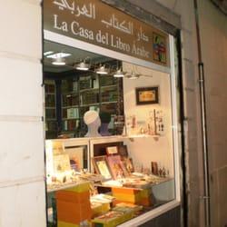 la casa del libro rabe librer as carrer de montserrat