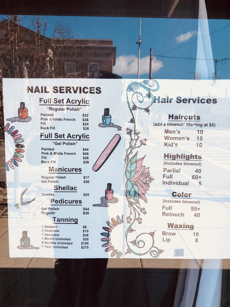 Vanity Hair & Nail Salon: 100 Liberty St, Bath, NY