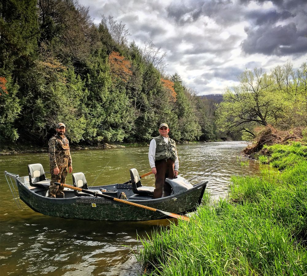 Reel catskills 15 photos fishing 159 stockton ave for Where can i go fishing near me