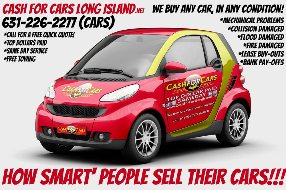 Cash For Cars Long Island - 25 Reviews - Car Dealers - 29 W Sunrise ...