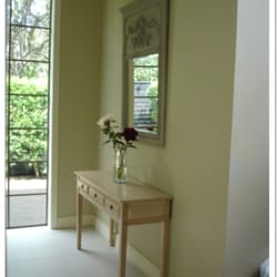 Photo Of Rose And Heather   Auckland, New Zealand. Trenail Hall Table In  Whitewash