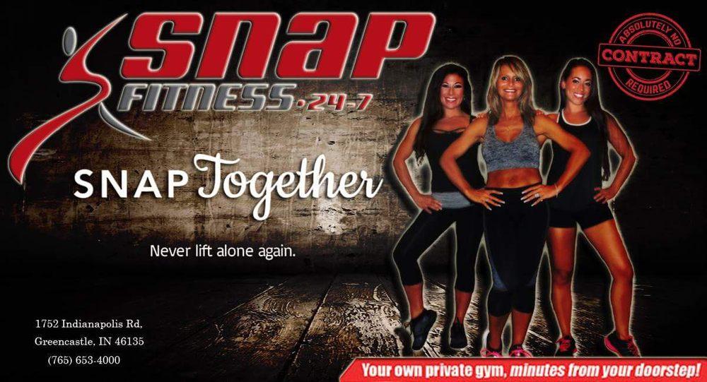 Social Spots from Snap Fitness - Greencastle