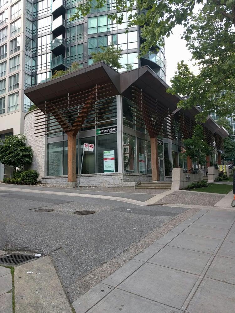 Enterprise Car Rental Canada Place Vancouver