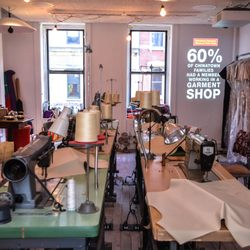 Photo Of Tenement Museum New York Ny United States Recreated Chinatown Garment