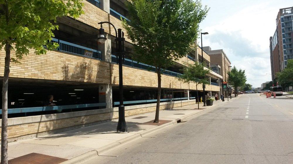 State Street Campus Parking Garage: 415 N Lake St, Madison, WI