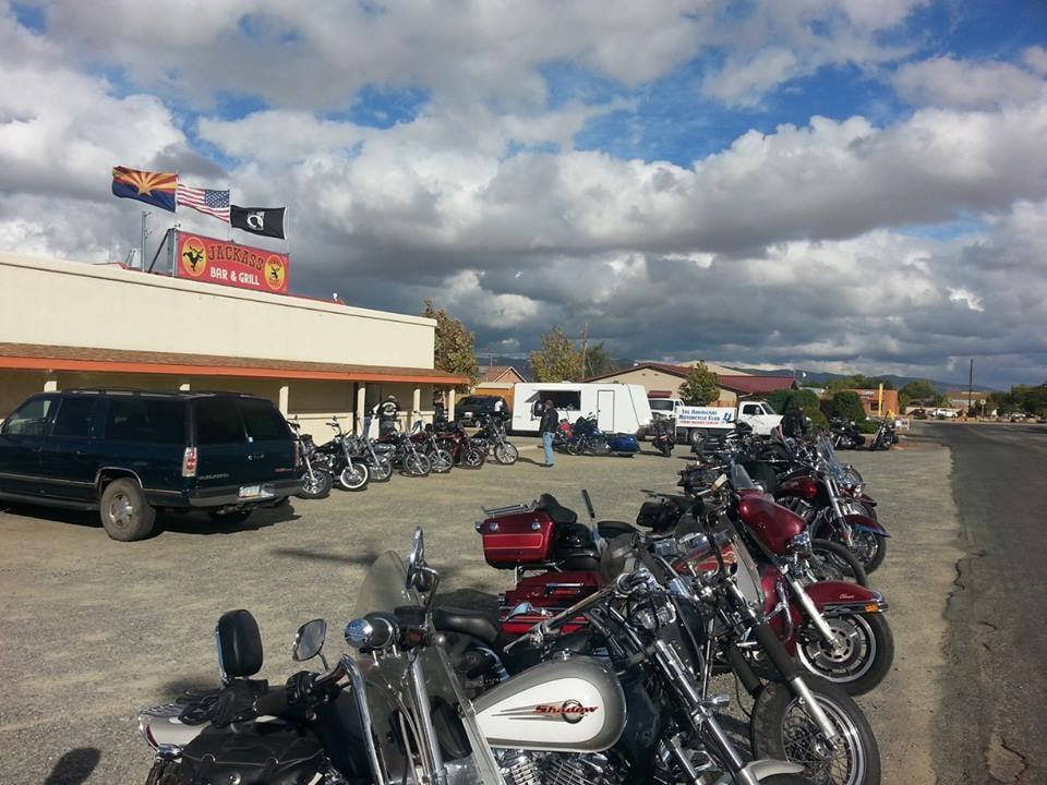 Jackass Bar & Grill: 8156 E Valley Rd, Prescott Valley, AZ